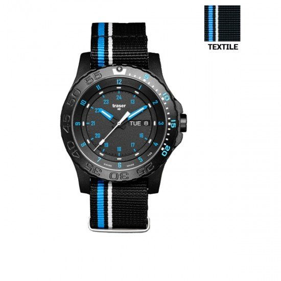 Traser P66 Blue Infinity